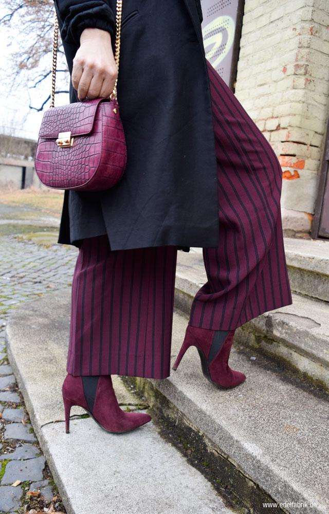 Tasche im Chloé Drew Look