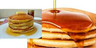 Resep cara membuat pancake nangka