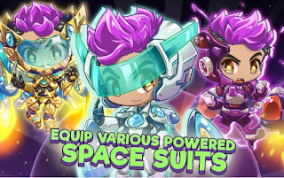 Rapstronaut: Space Journey Apk - Game Action For Android