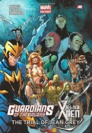 Cover of The Trial of Jean Grey