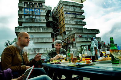 A turf war sets Saviano's Gomorrah, a highly engaging, brutal drama about Neapolitan gangsters, into motion.