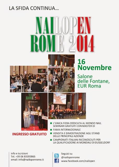 nail open rome 2014_02