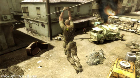 Download Tom Clancy's Splinter Cell Double Agent PC Full Version