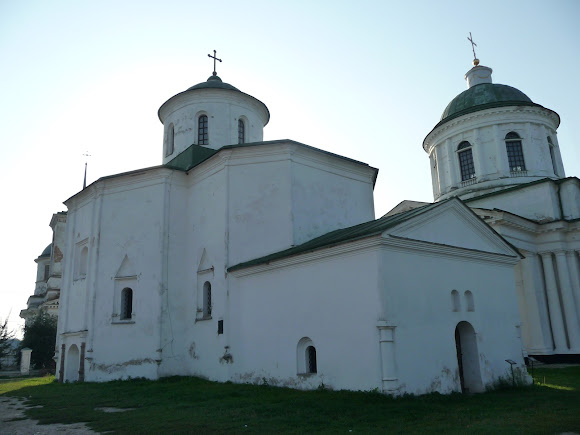 Ніжин. Михайлівська церква. 1729 р.