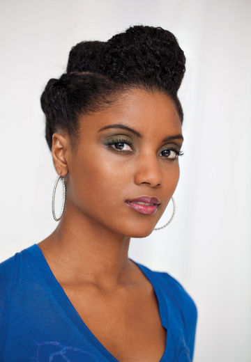 Superb Gorgeous Natural Hairstyles For The Workplace Afrodeity Short Hairstyles For Black Women Fulllsitofus