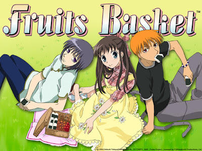 Fruit Basket TV Cover