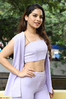 Tanya Hope in Crop top and Trousers Beautiful Pics at her Interview 13 7 2017 ~  Exclusive Celebrities Galleries 076.JPG