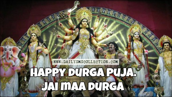 Happy Durga Puja Photos