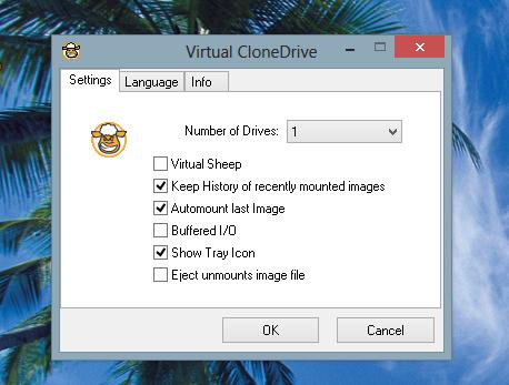 Virtual Clone Drive