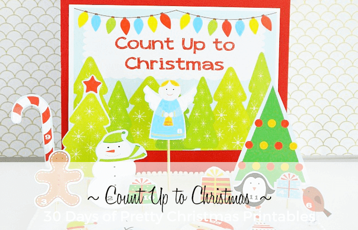 Count Up to Christmas
