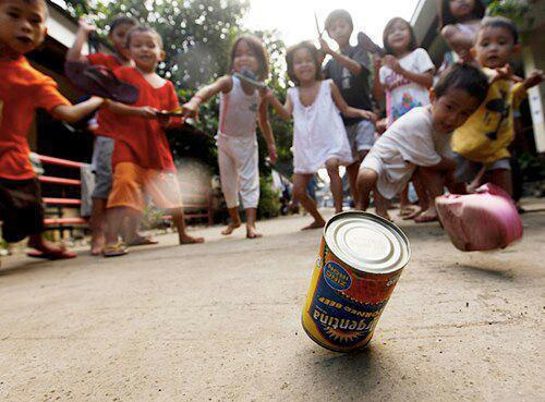Outdoor Recreation for Filipino Kids