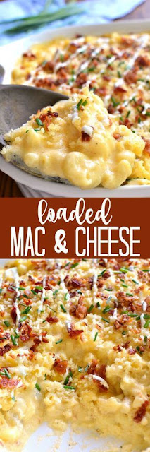 Loaded Mac & Cheese