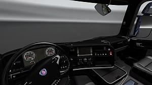 Scania Streamline Dark interior