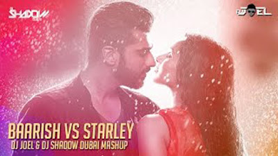 Baarish VS Call On Me Full Mashup | Half Girlfriend | DJ Shadow Dubai