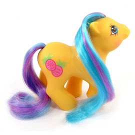 My Little Pony Baby Pineapple Year Ten Paradise Baby Ponies G1 Pony