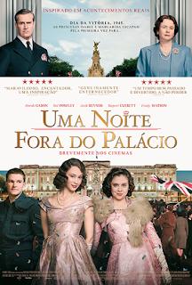 Crítica - A Royal Night Out (2015)