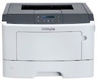dn is a printer that combines powerful processors Lexmark MS312dn Printer Driver Download