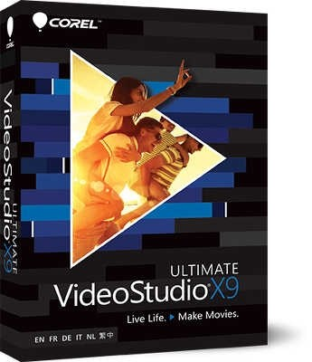 Corel VideoStudio Ultimate X9 Serial number With Keygen