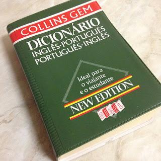 Dicionário Português Inglês Collins De Bolso