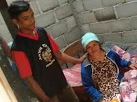 Kisah Perjuangan Pemuda Ponorogo Ini Rawat Ibu Penderita Kanker dan Adiknya yang Polio Seorang Diri Setelah Ayahnya Meninggal