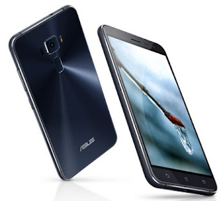 Hp Android desain mewah murah Asus Zenfone 3