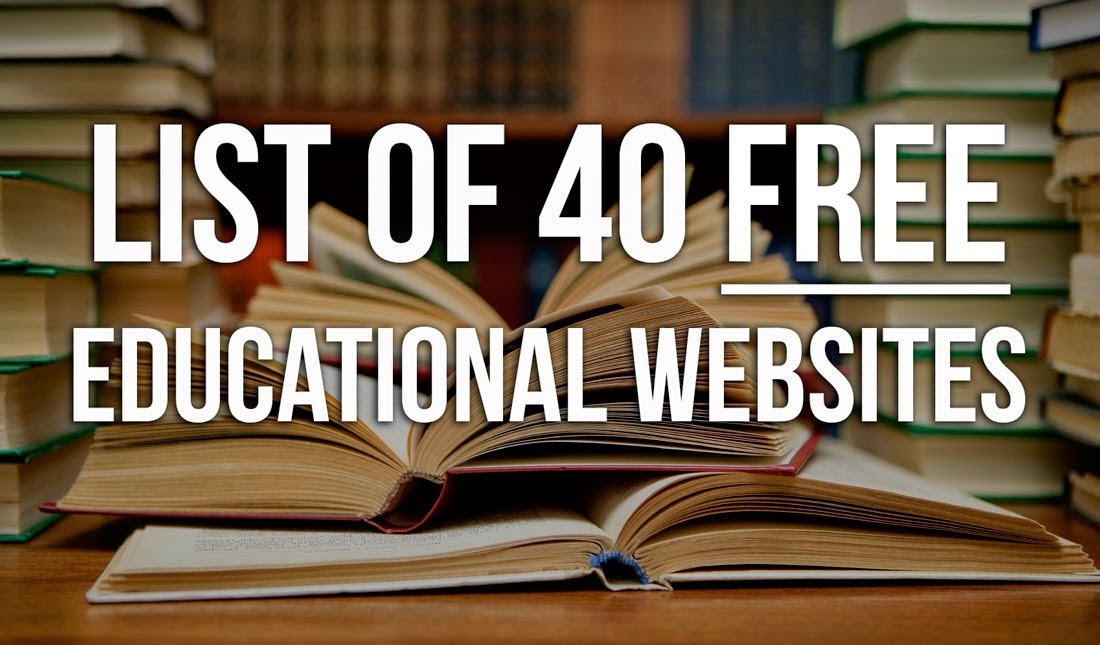 Free educational websites