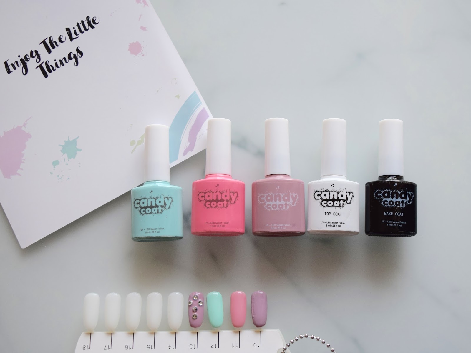 Candy Coat Monthly Nail Box