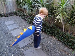 Dinosaur Tails