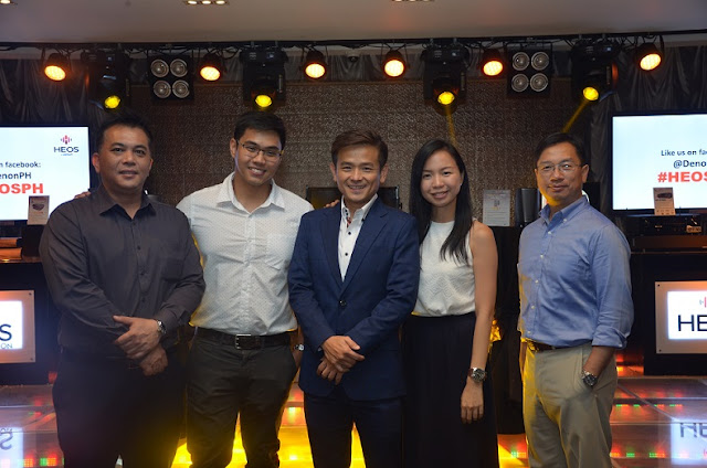 HEOS by Denon officially unveiled in Manila, PH