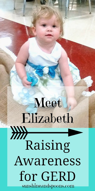 Meet Elizabeth - GERD Awareness