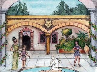 Η καθημερινή ζωή στην αρχαία Ρώμη - Οι Έλληνες και οι Ρωμαίοι - από το «https://e-tutor.blogspot.gr»