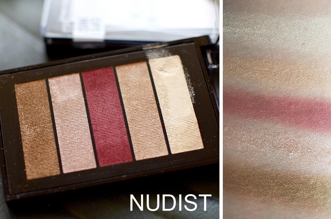 L'Oréal Paris La Petite Palette, Nudist Swatches und Preise