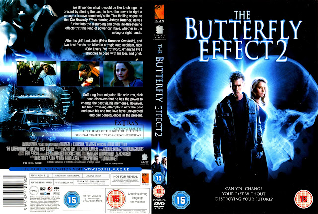 The Butterfly Effect 2 DVD Cover