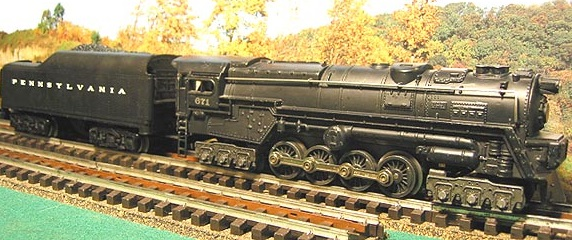 MLN Trains blog about toy trains and real trains on