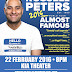 Comedian Russell Peters set to visit Manila as part of his Almost Famous World Tour