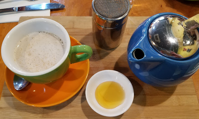 Now And Not Yet, Warrandyte, chai tea