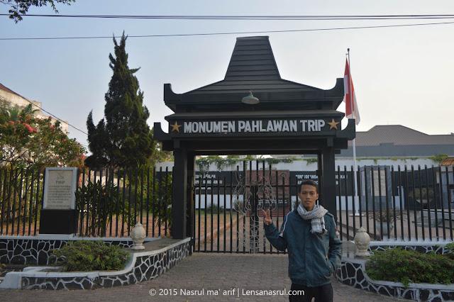Monumen Pahlawan Trip Malang