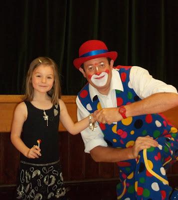 Charlie the Clown - Children's Party Entertainer
