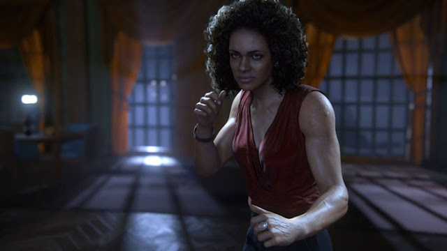 Nadine Ross in Uncharted the lost legacy