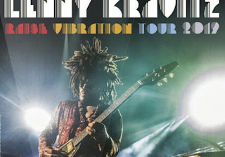 concierto de Lenny Kravitz en Bogota