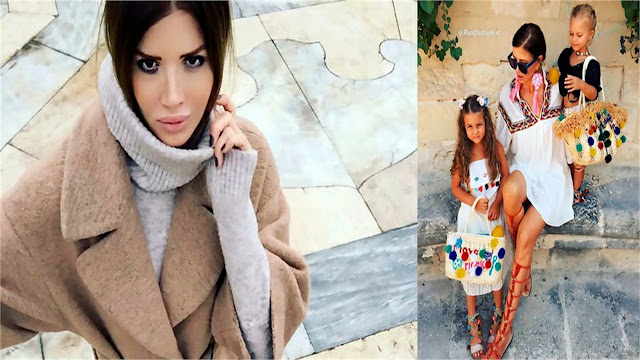 Is this the world's most beautiful grandmother? Stunning fashion blogger looks like supermodel half her age