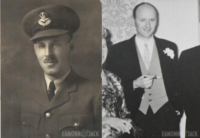 Eamonn & Jack - my grandfathers