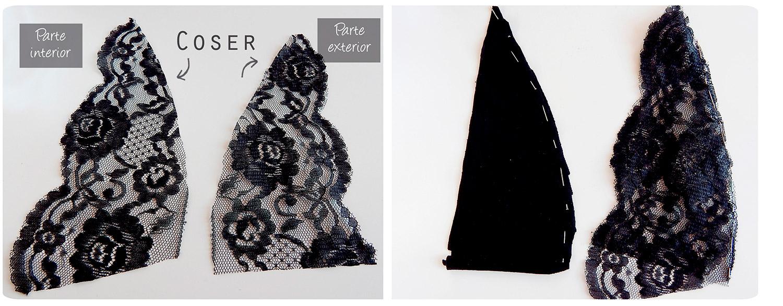 miscelánea diy: DIY | Sujetador lencero | Lace bralette
