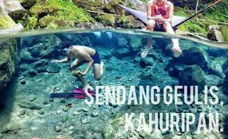 Tempat Wisata Bandung Sandang Geulis Kahirupan