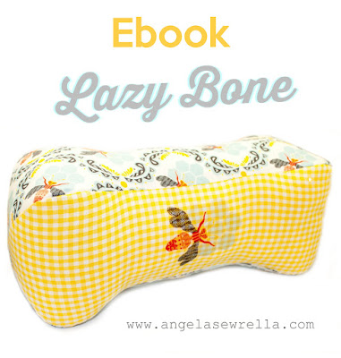 Ebook Lazy Bone Lesekissen bei Dawanda