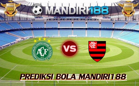 AGEN BOLA - Prediksi Chapecoense vs Flamengo 16 Oktober 2017