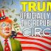 Trump Mengamuk, Akhbar Samakan Dia Dengan Watak Badut