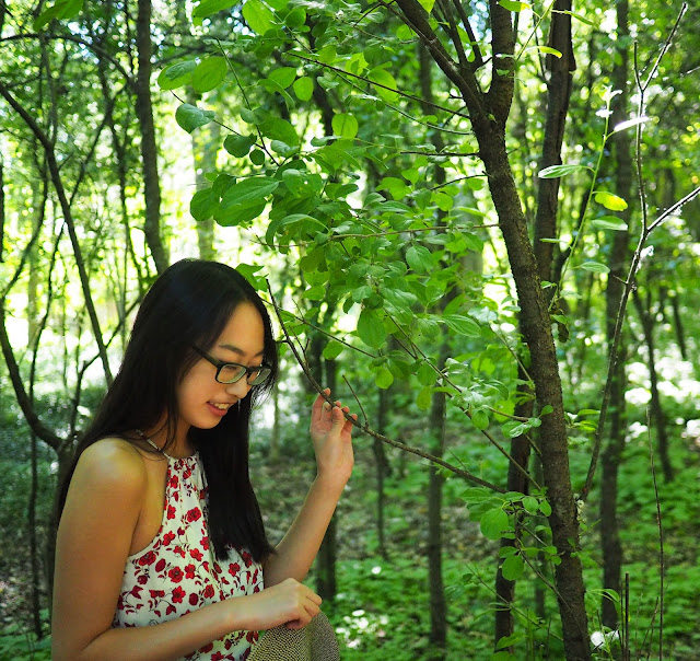 Floral Romper | Sunny Rebecca