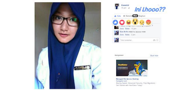 Keren! Fitur Baru Facebook Emoji Reactions Hadir di Indonesia