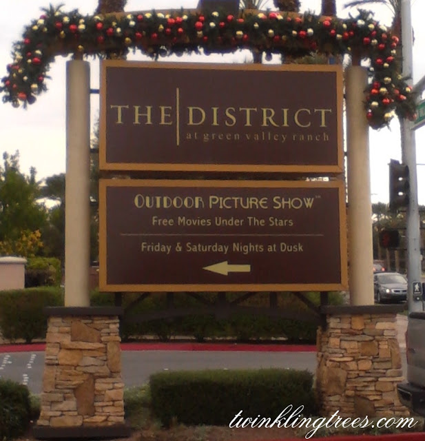 Christmas in The District at Green Valley Ranch